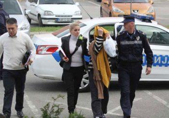 Suđenje Kristini Jovković: Nožem nasrtala na momka i prije ubistva