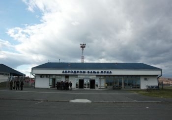 Banjalučki aerodrom nikako da se odlijepi od dna statističke tabele