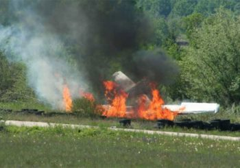 Pet godina od avionske nesreće u Zalužanima