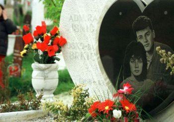Prije 24 godine ubijeni sarajevski Romeo i Julija