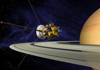 Misija Kasini: Prostor između Saturna i prstenova je prazan