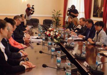 Dodik razgovara sa delegacijom Sankt Peterburga