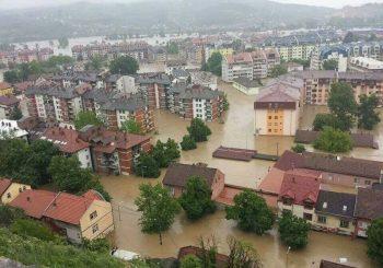 Doboj: Sjećanje na žrtve poplava