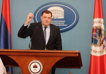 Dodik: U Vladi RS do izbora sigurna samo premijerka Cvijanović