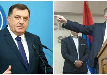 Dodik: Čavić je frustrirani lažov; Čavić: Dodik je lažov i kukavica