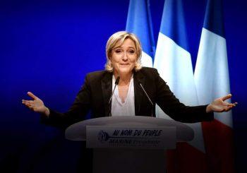Marin le Pen odustaje od ideje izlaska Francuske iz evrozone