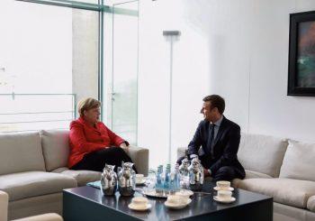 Merkel i Makron najavili duboke reforme Evropske unije i zone evra