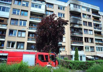 Žena smrtno stradala u požaru u sarajevskom naselju Dobrinja
