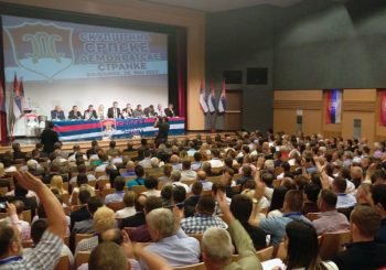 Skupština SDS-a u Bijeljini: Izabran Glavni odbor, Mektić nije došao