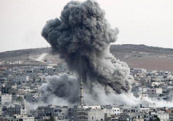 """""""Američki napad u Siriji je državni terorizam"""""""