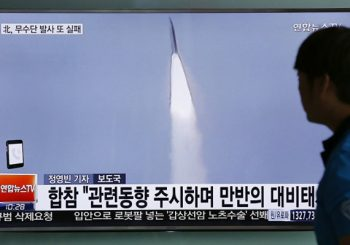 Kim opet prkosi: Ispaljena nova raketa