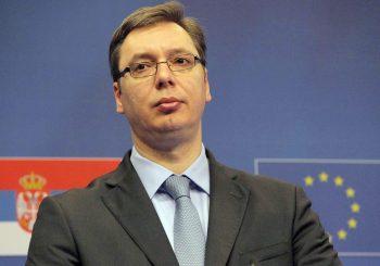 Vučić: Volimo Republiku Srpsku, ali poštujemo integritet BiH