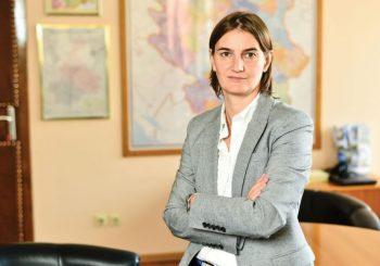 Ana Brnabić je mandatar za sastav nove vlade Srbije