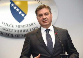 Generalni sekretarijat Zvizdiću dodijelio 6.000 KM mjesečno na reprezentaciju