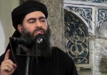 """Lider """"Islamske države"""" Al Bagdadi ubijen u ruskim vazdušnim napadima"""