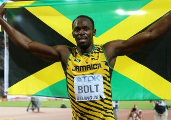 Bolt se pobjedom oprostio od publike u Јamajci