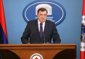 Dodik: Deklaracija u parlamentima Srpske i Srbije u novembru