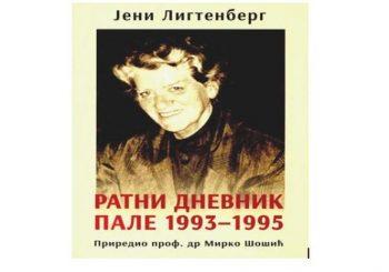 "Beograd: Predstavljen ""Ratni dnevnik - Pale1993-1995"" Jeni Ligtenberg"