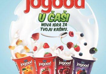 Mlijekoprodukt lansirao Jogood voćne jogurte: Četiri okusa koji će probuditi ljeto u vama