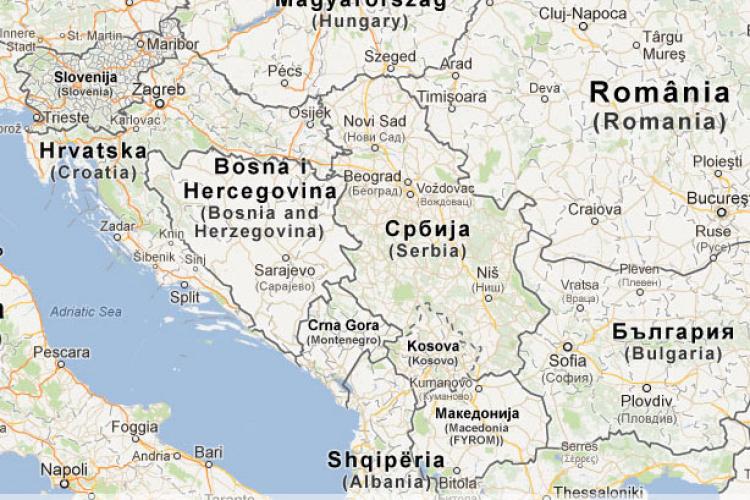 Google Prekraja Granice Srbije Opcija
