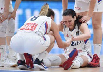 Srpkinje nakon drame ostale bez četvrtfinala