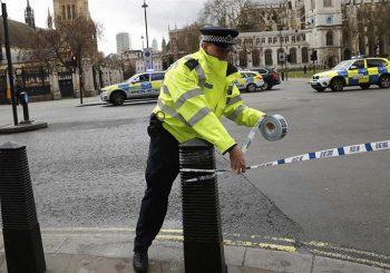 Napad na muslimane u Londonu, kombijem u ljude kod džamije