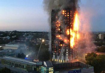 Ko je kriv za požar u londonskom neboderu?