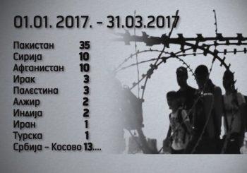 Put preko BiH sve češća ruta migranata!