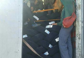 U kamionu s gumama pronađeni ilegalni migranti iz Afganistana