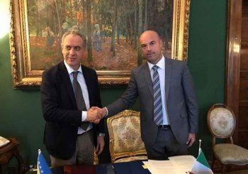 Potpisan Memoranduma o razumijevanju između VSTV-a BiH i Visokog pravosudnog vijeća Italije
