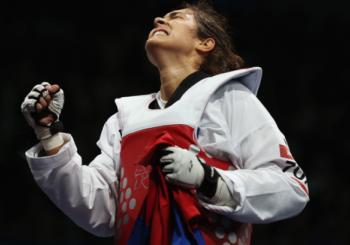 Milica Mandić je svjetska šampionka u taekwondou
