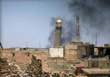 Iračke snage zauzele Veliku Džamiju u Mosulu