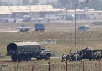 Njemačke trupe napuštaju Indžirlik, idu u Јordan