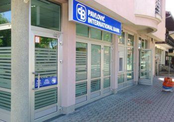 Četiri kupca zainteresovana za kupovinu Pavlović banke