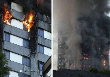 London: Više od 70 ljudi u bolnicama, 20 kritično