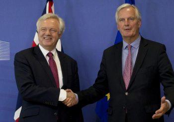 Počeli pregovori o Brexitu