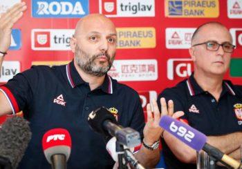 Đorđević objavio spisak za Evropsko prvenstvo