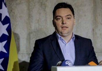 Košarac: Mektić napada Srpsku po nalogu ambasada i mentora iz FBiH