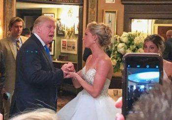 Tramp došao nepozvan na vjenčanje
