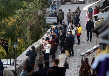 BiH u aprilu posjetilo 110 hiljada turista