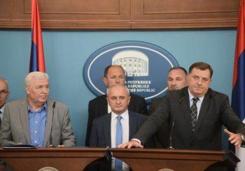 Dodik: Nema priče o razlazu vladajuće koalicije