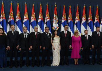 Vučić: Izgraditi mostove prijateljstva na zapadnom Balkanu