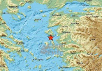 Jak zemljotres pogodio Tursku