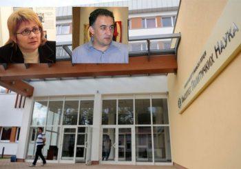 Naučni radovi Zubera i Čokorilo plagijati, FPN traži da se profesori udalje sa nastave