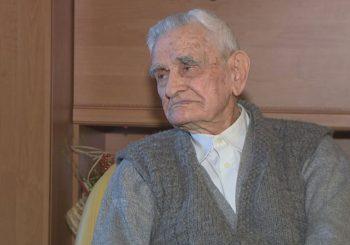 Ovo je priča čika Milana (103), najstarijeg partizana u Banjaluci