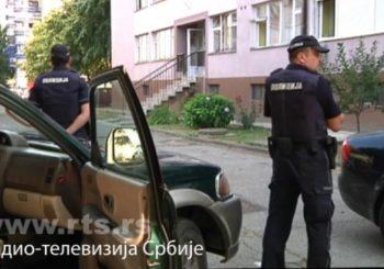 Kragujevac: Predala se dvojica muškaraca, sa trećim se još pregovara