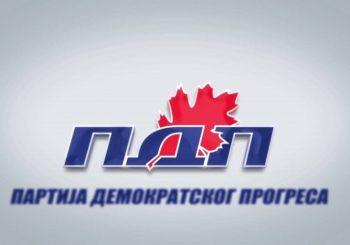 PDP: Snimak potvrđuje da je Čubrilović pozvao policiju