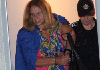 Policija protjerala majku Luke Bojović iz Crne Gore