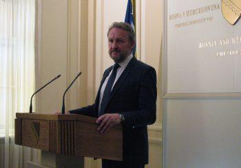 Izetbegović od OHR-a, PIC-a i Tužilaštva BiH zatražio sankcionisanje Dodika