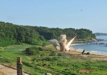 Sjeverna Koreja ispalila balističku raketu preko Japana